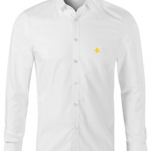 men shirt white