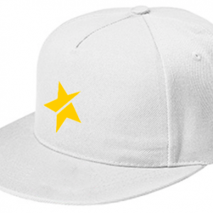 rap cap 5 white