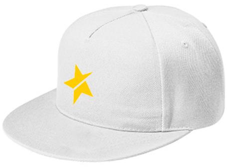 rap cap 5 white