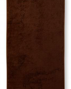 towel bamboo brown