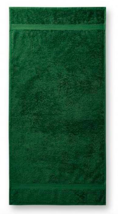 towel green