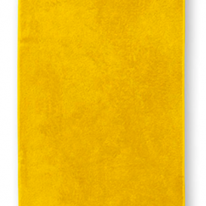 towel yellow