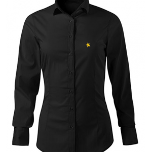 women shirt black