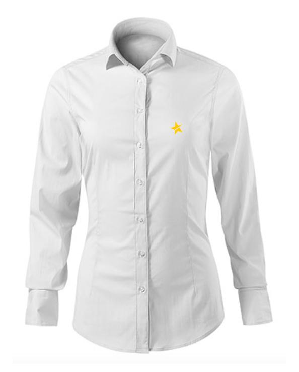 women shirt white